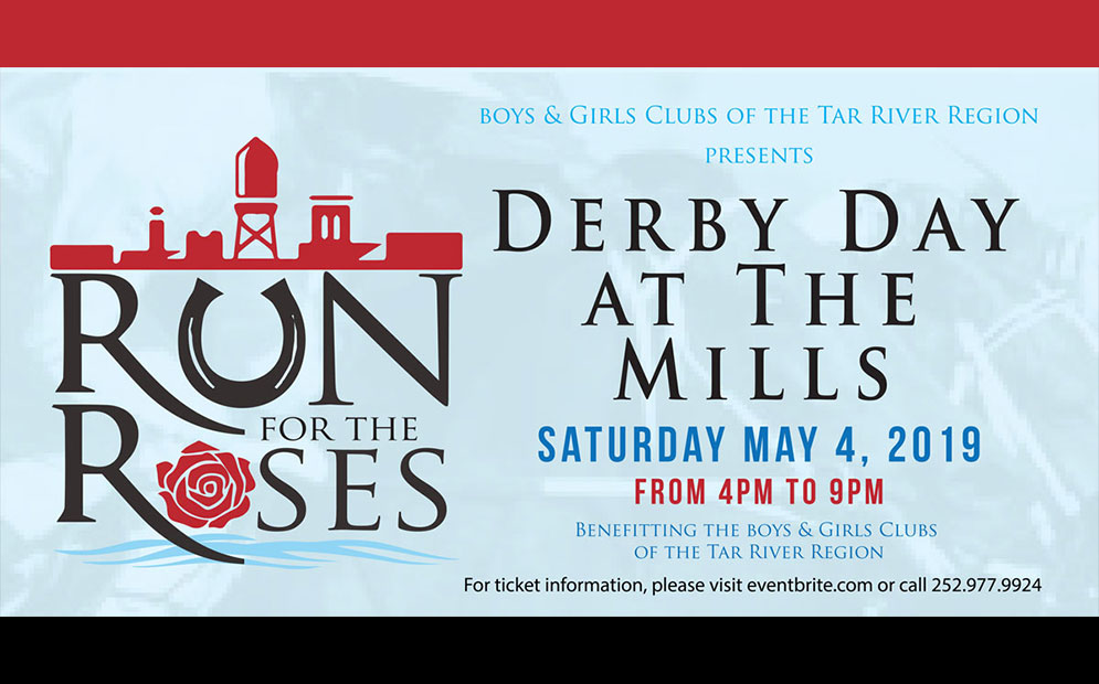 Derby Day at the Mills